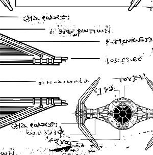 Detalhe da estampa